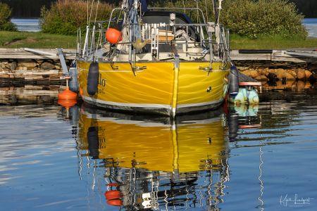 Spegel, spegel in vattnet där.. 2017-06-20