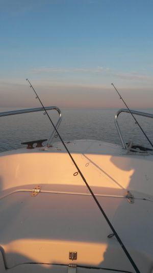 Fisketur i Byske Skärgård 20140701