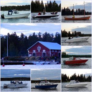 Båtcollage