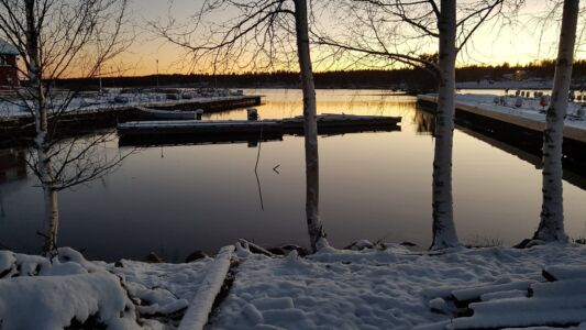 Furuögrund vinterställs
